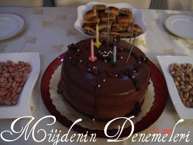 yaş 32 pastası