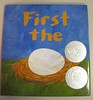 First the Egg by Laura Vaccaro Seeger with Jacket