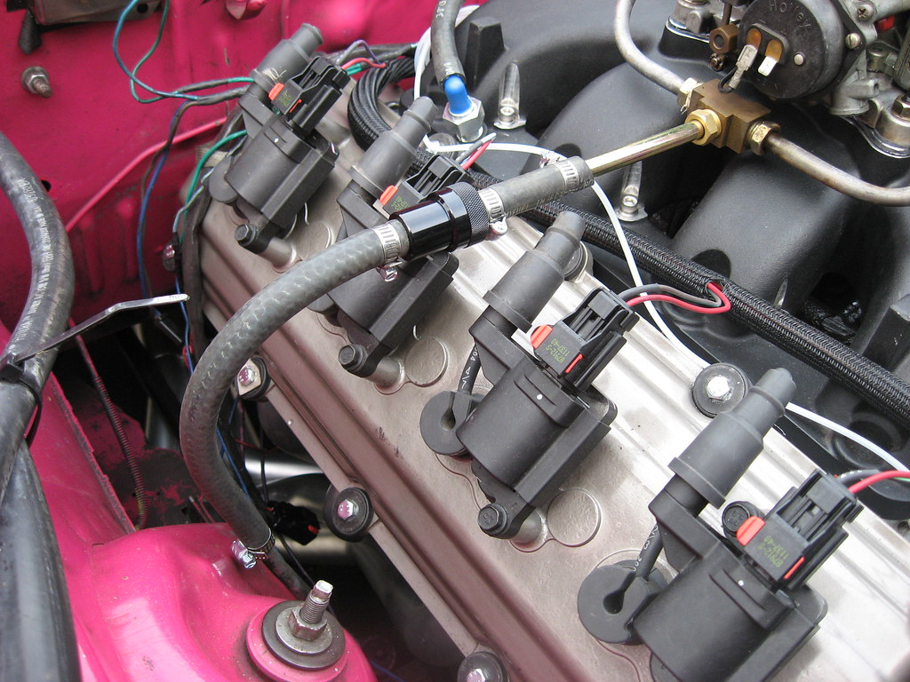 57 Hemi Swap Into The Marty Robbins 1969 Daytona With Pictures 2004 Dodge Ram 1500 Fuel Filter Location
