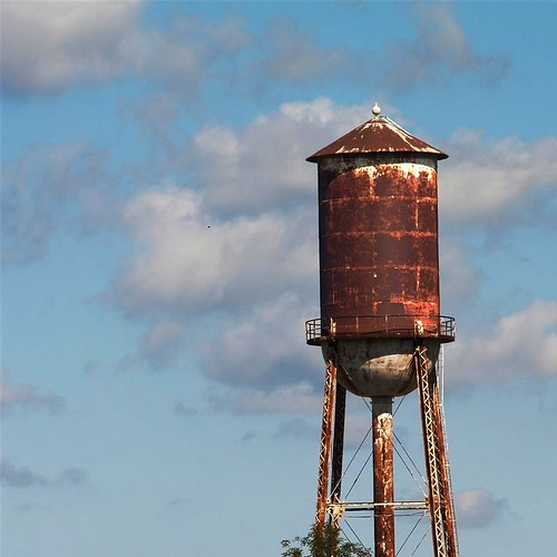 Tellico Plains Water Tower