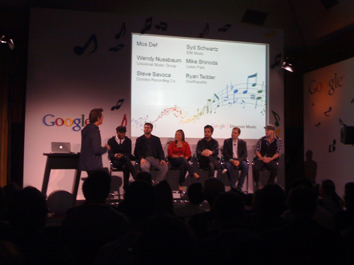 Live Blogging From The Google Discover Music Launch Event