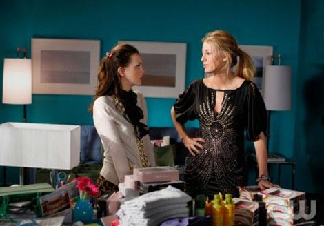 Gossip Girl Blair Serena