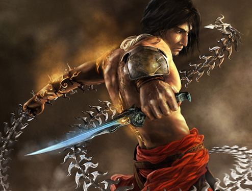 prince dastan of the prince of persia game