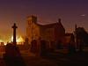 Dunlop Parish Church (BoboftheGlen) Tags: longexposure church cemetery graveyard parish star village trail dunlop ayrshire