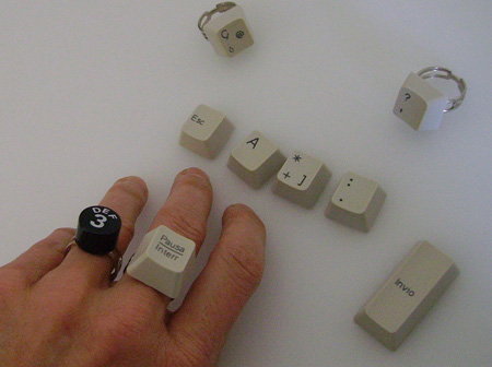 Keyboard ring