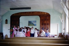 880625  Pitcairn Church (rona.h) Tags: june 1988 pitcairn cloudnine ronah
