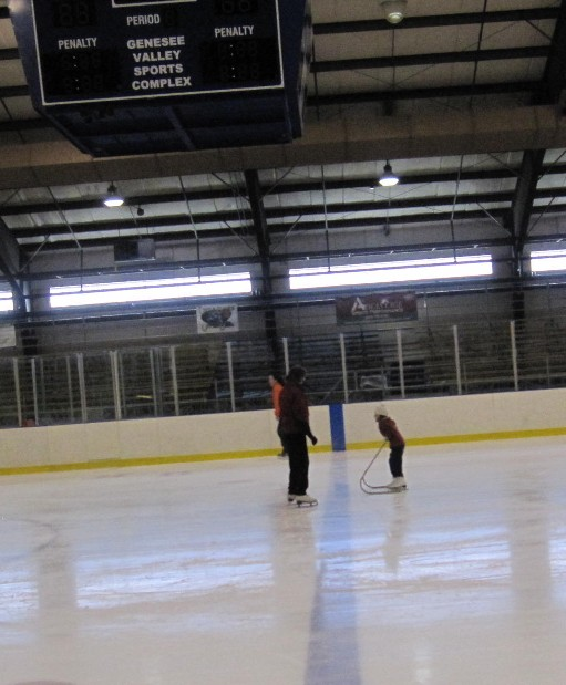 Homeschool Skating