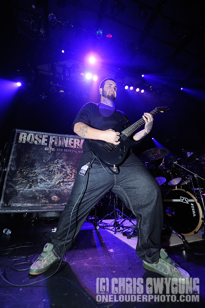 Rose Funeral - Gramercy Theater