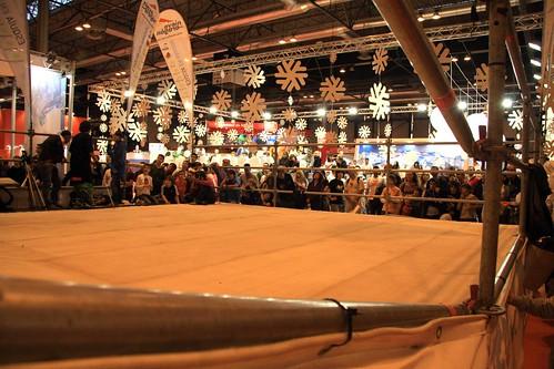 Feria de la Nieve 2009 Madrid
