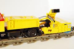 lego unimog snow plow instructions