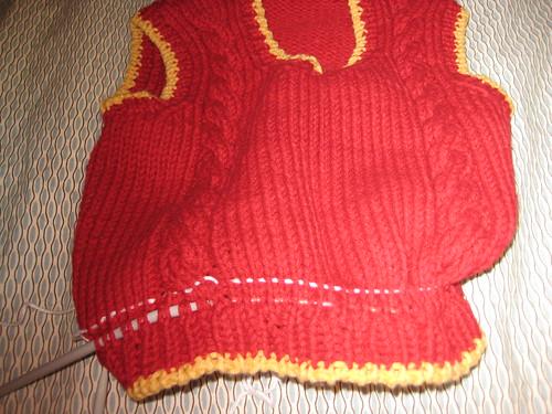 Knit Surgery, Step 2
