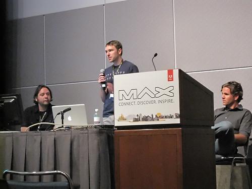Adobe MAX Talk