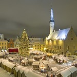 Tallinn: Christmas Market on Town Hall Square