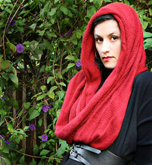 Alchemical Snood (Knitted) (stitchdiva) Tags: scarf pattern knit knitted moebius cowl stitchdivastudios greatesthits2 studiocashmere alchemicalsnood infinitysnoods greatesthits1