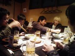 MIAU 2周年記念宴会