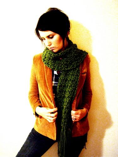 softspoken scarf