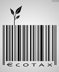 Ecotax (Ben Heine) Tags: ecology copenhagen denmark stem kyoto social oxygen pollution barcode change minimalism talks financial climate crisis improvement sustainable revenue tms co2 protocol politicalart economie tige pousse finances tellmeastory incentives kyotoprotocol codebarre benheine carbontax taxecarbone ecotax ecologicaltaxation greentaxation