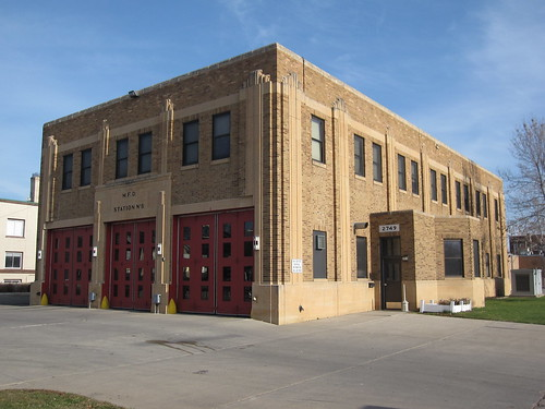Minneapolis Fire Station No. 8