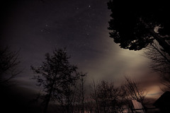 Night sky (neatmummy) Tags: canon finland eos 5d mkki markii