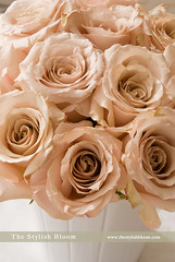 Vintage roses (L'esprit Sud Magazine) Tags: pink wedding roses holiday flower floral vintage design vase romantic businesscard floraldesign centerpieces onlinemagazine thestylishbloom wwwthestylishbloomcom dazzlingflowerideas