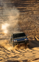 The monster is come!! ( ) Tags: africa me sahara north east middle hummer libya lybia libyan libia      ghadamis