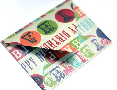 Trans Craft Inental Cute Lil Birthday Cards