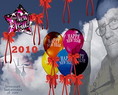 HAPPY NEW YEAR !!!!! (BreeceArt, :) Attempting a slow return..) Tags: sky clouds balloons ribbons peace time joy happiness health clocks happynewyear prosperity 2010 artdigital amazingeyecatcher vividandstriking trolledproud justpassingourtime thecolowizards lastminutesof2009 ohyeahandmetoohahaha happybirthdaybreece thankyoudreamcrbforthebirthdaytaghahahacoolsurprise