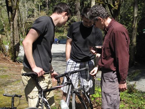 guys and bikes