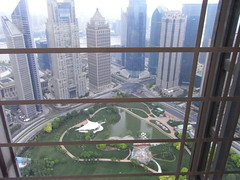 day2 : Shanghai () Tags: china travel shanghai   pudong jinmaotower  grandhyattshanghai