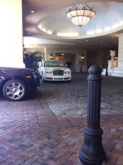 white cars t miami ghost azure convertible rolls royce bentley valet