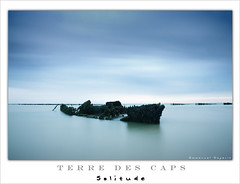 Wreck (Emmanuel DEPARIS) Tags: france beach solitude peace wreck chanel plage manche epave poselongue cotedopal mernord emmanueldeparis