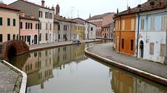 Comacchio (Raffa2112 *off*) Tags: comacchio canale riflesso ponte acqua water channel reflection bridge raffa2112 canoneos750d