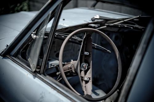 【攝影】去-修車