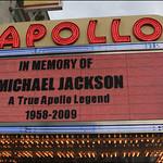 Apollo Tribute: Michael Jackson
