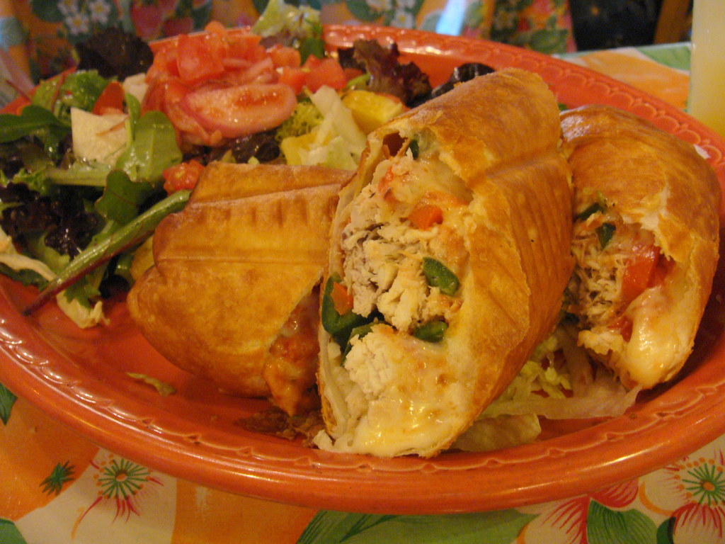 Chicken Flauta