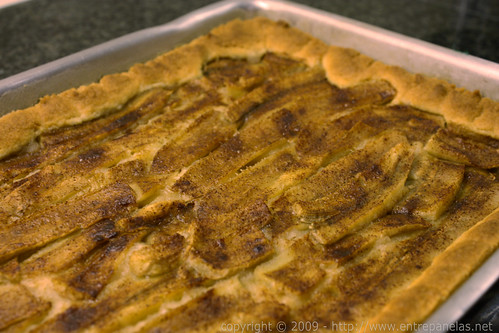 Torta de banana - Banana pie
