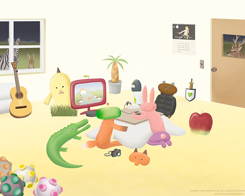 Katamari Damacy Wallpapers on Flickr