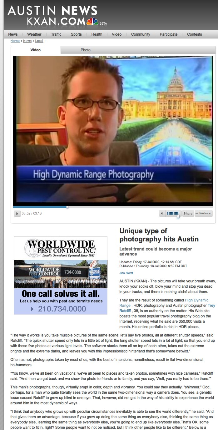 Unique type of photography hits Austin | KXAN.com (by Stuck in Customs)