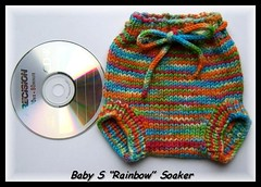 Rainbow Soaker CD
