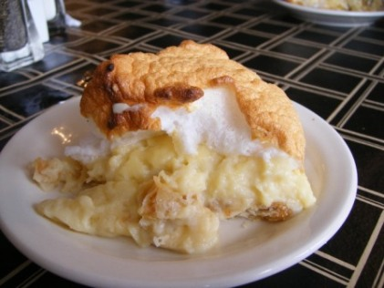 jesperson's banana cream pie