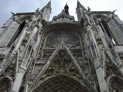 Cathedral in Rouen