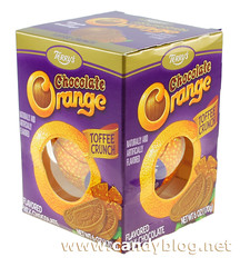 Terry's Chocolate Toffee Crunch Orange