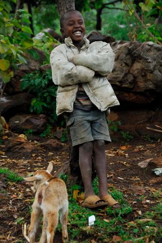 Manu the shepherd