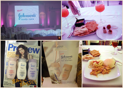 Johnson's Body Care Launch