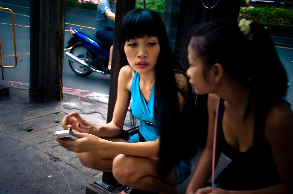 Young slut from Thailand -