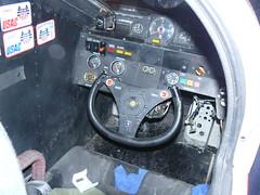 P1020945 (HRhV) Tags: museum coventry steeringwheel thrustssc