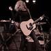 Nancy Wilson of Heart on stage in Houston, TX