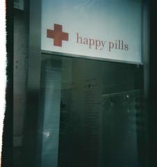 Happy Pills (Sarp!) Tags: barcelona 120 film holga lomo spain espana happypills espana