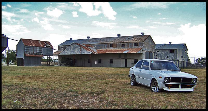82 Toyota Corolla 3tc. FS: Te31 Corolla 3tc w/ 5
