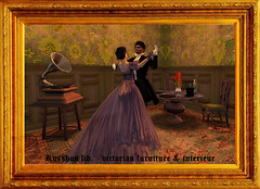 after the ball - kusshon victorian furniture (beolas.whitfield) Tags: ava century furniture live interieur avatar victorian avi sl s